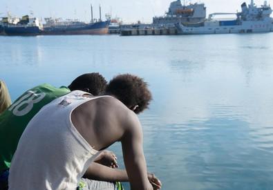 Migrante aggredito ad Agrigento: