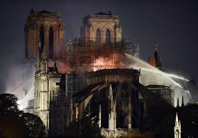Notre-Dame (ANSA)