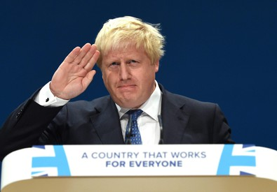 Boris Johnson (ANSA)
