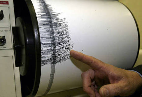 Arezzo: quattro lievi scosse di terremoto nella notte. Paura ma nessun danno