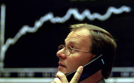 Borsa, banche venete giù dopo il crollo Deutsche Bank