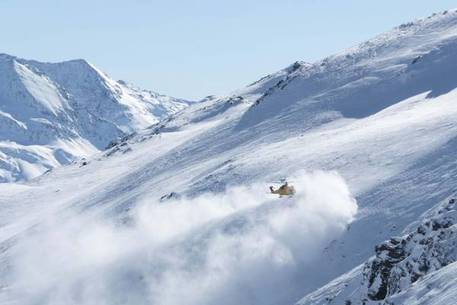 Slavina sui Sibillini, feriti due scialpinisti belgii