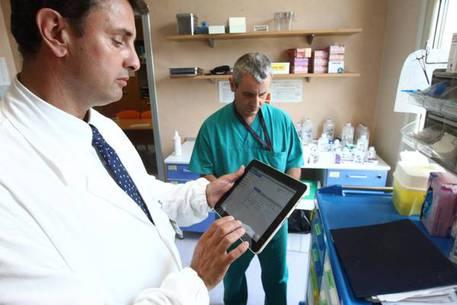 Arriva un tablet 'a prova' di ebola
