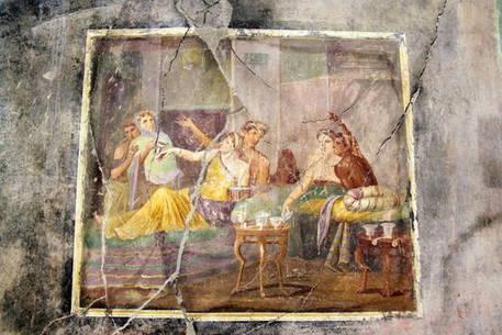 Pompei: record di visitatori per la riapertura della casa dei Casti Amanti