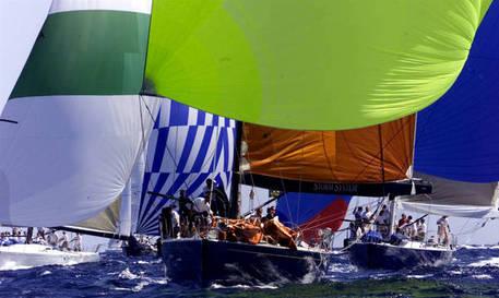 Vela: conclusa 29ma Maxi Yacht Rolex Cup