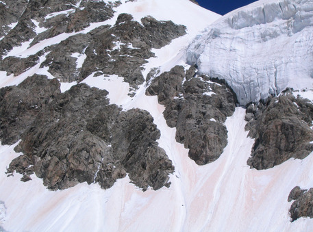 Tragedia sul Monte Bianco: perde la vita Gian Attilio Beltrami