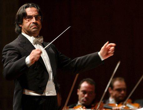 Riccardo Muti alla Scala di Milano con la Chicago Symphony Orchestra