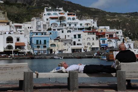 Hotel San Lorenzo Ischia Sequestrato