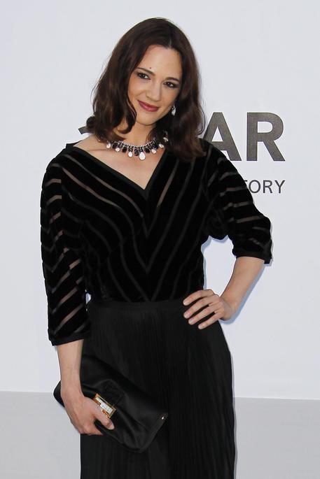 Asia Argento Weinstein