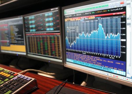 Borsa:Europa in calo, Francoforte -0,69%