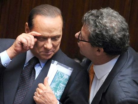 Berlusconi soddisfatto della candidatura: