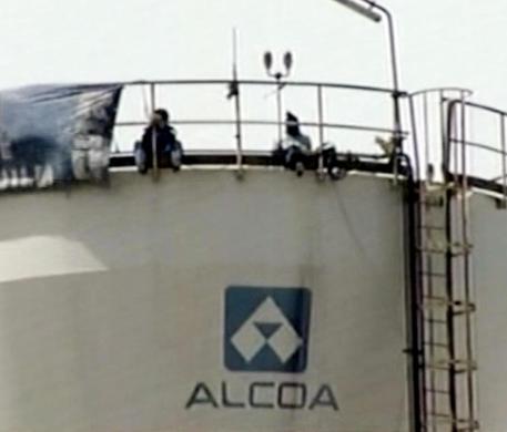 Alcoa: prime lettere licenziamento operai Portovesme - ANSA.it