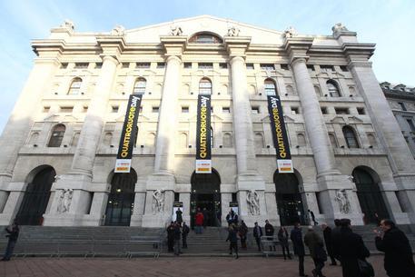 bb610d77e2 Borsa: Milano apre sulla parità (+0,07%) - Economia - ANSA.it