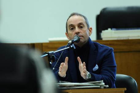 Home › Cronaca › Arrestato Massimo Ciancimino La condanna è definitiva