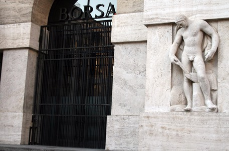 3e0c7ca5a2 Borsa:Milano peggiora (-1,4%),banche giù - Economia - ANSA.it
