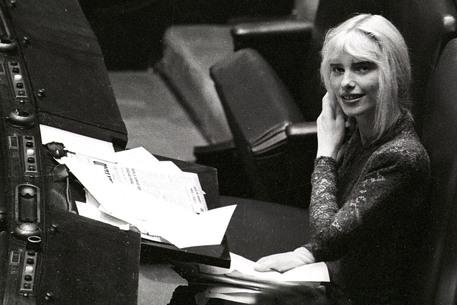Ilona Staller: 'Grillo ora copia Cicciolina'