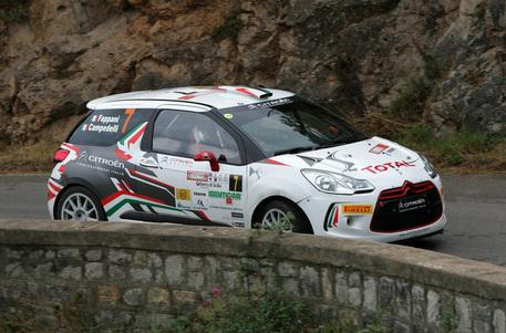 Rally di Cefalù, navigatore investito: ricoverato con gamba rotta$