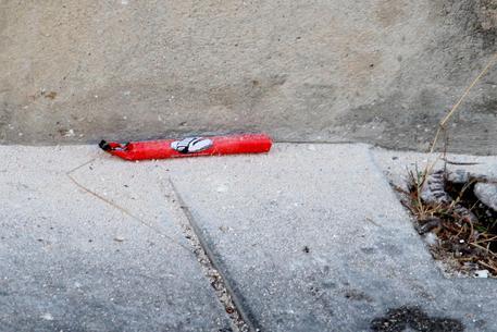 Capodanno a Torino, esplode bomba carta: 4 feriti