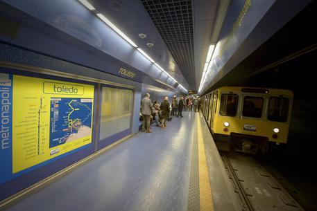 Metro Scampia - Monte Sant'Angelo: ripartono i lavori
