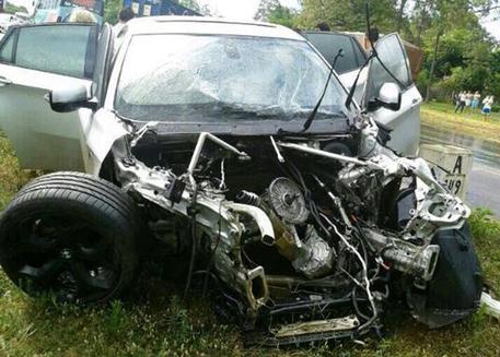 Valbrevenna: scontro tra due auto, morta una donna