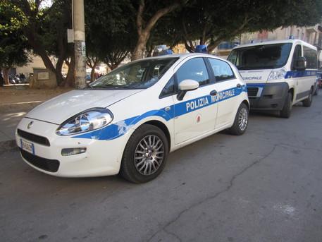 Palermo, investe vigile e poi scappa: fermato$