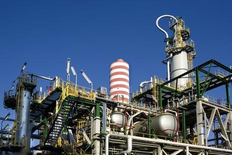 La raffineria di Sarroch © ANSA