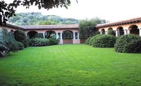 Interni Di Villa Certosa : Foto villa certosa: scatta prescrizione sardegna ansa.it