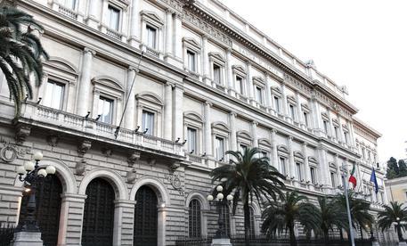 La sede della Banca d'italia (archivio) © ANSA