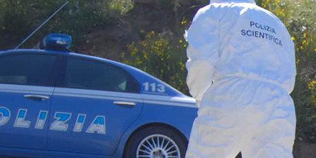 Palermo, donna seminuda trovata morta in strada$