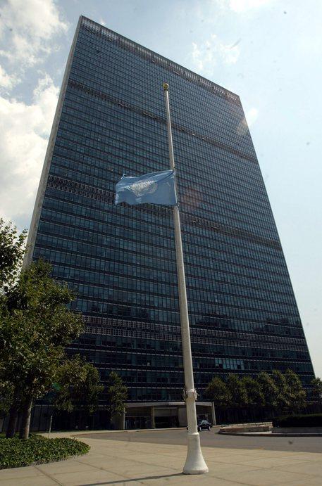 Palazzo dell'Onu in una foto d'archivio © ANSA