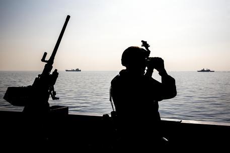 Siria: Mosca, missili da navi russe contro Isis © ANSA