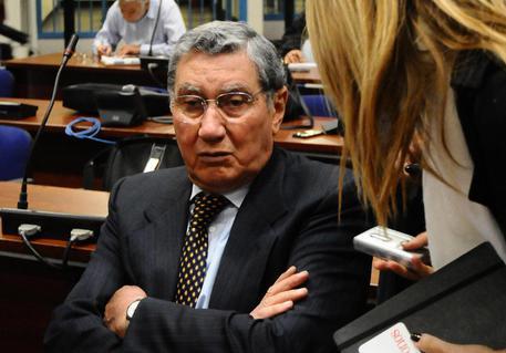 Nicola Mancino (foto: ANSA)