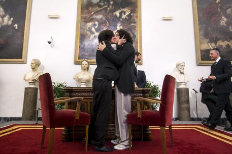 Rome mayor Marino transcribes gay civil union (foto: ANSA)