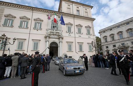 Stato-Mafia: interrogatorio di  Napolitano dura tre ore$
