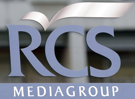 Rcs: in 9 mesi rosso scende a 17,4 mln