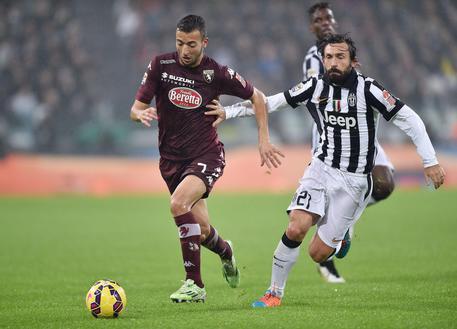 reunirse una gran variedad de modelos linda Serie A: Juventus Torino 2-1, gol di Pirlo all'ultimo ...
