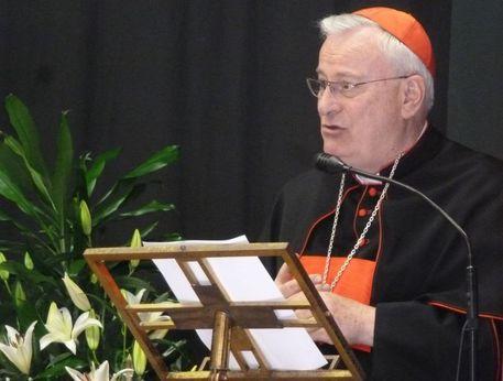 Il cardinale Gualtiero Bassetti, nuovo presidente della Cei © ANSA