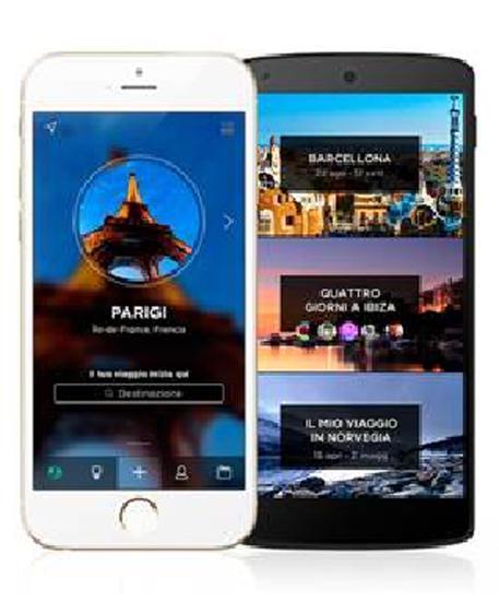 Minube, nuova app crea album di viaggio