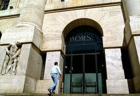 2ecbfa1003 Borsa: Milano apre in calo dello 0,66% - Economia - ANSA.it