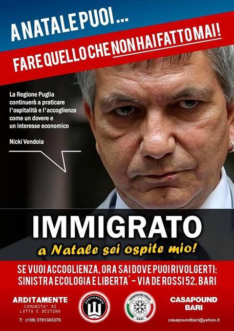 Migranti casa pound ironizza su politici cronaca - Ospite in casa legge ...