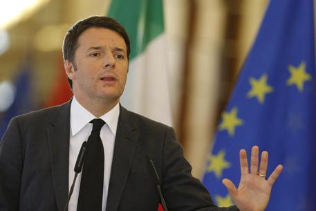 Matteo Renzi © EPA