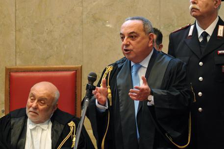 Il procuratore Francesco Lo Voi