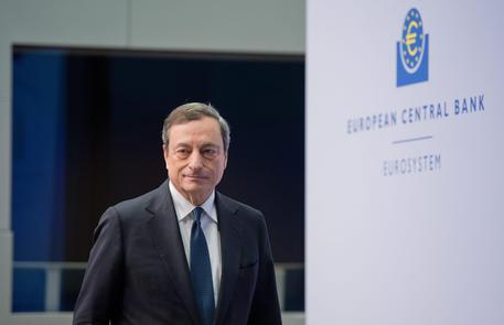 Draghi,per Qe non serve voto unanime Bce