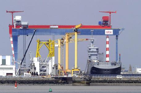 Fincantieri (+2,9%): Francia non vuole nazionalizzare Saint-Nazare (STX France) ma pretende garanzie