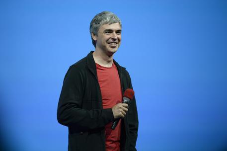 Larry Page punta su nuove tecnologie