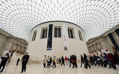 Un'immagine del British Museum (foto: EPA)