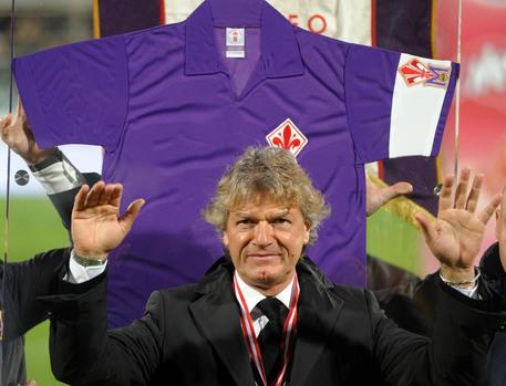 Giancarlo Antognoni torna alla Fiorentina: ecco che ruolo avrà