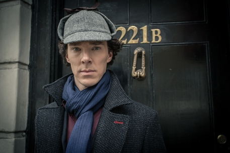 'Sherlock Holmes' sventa rapina a Londra