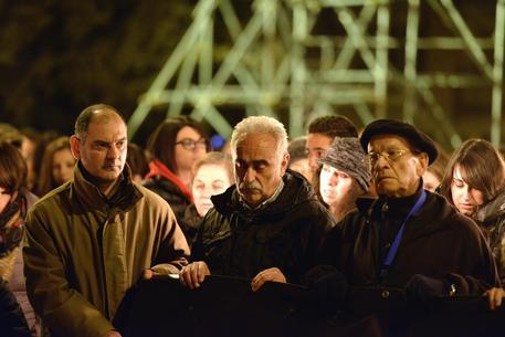 In 12mila a L'Aquila per le 309 vittime del terremoto