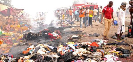 Risultati immagini per attentato maiduguri